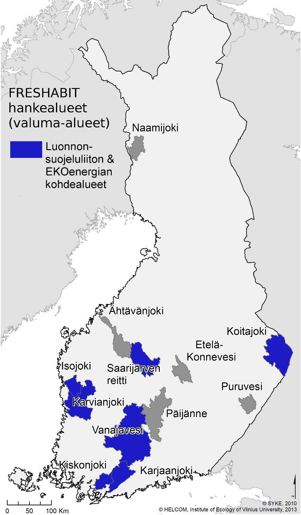 Freshabit Suomen Luonnonsuojeluliitto