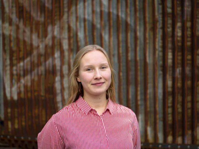 WWF:n suojeluasiantuntija Viivi Kaasonen