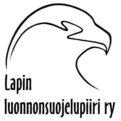 Lapin luonnonsuojelupiirin Logo