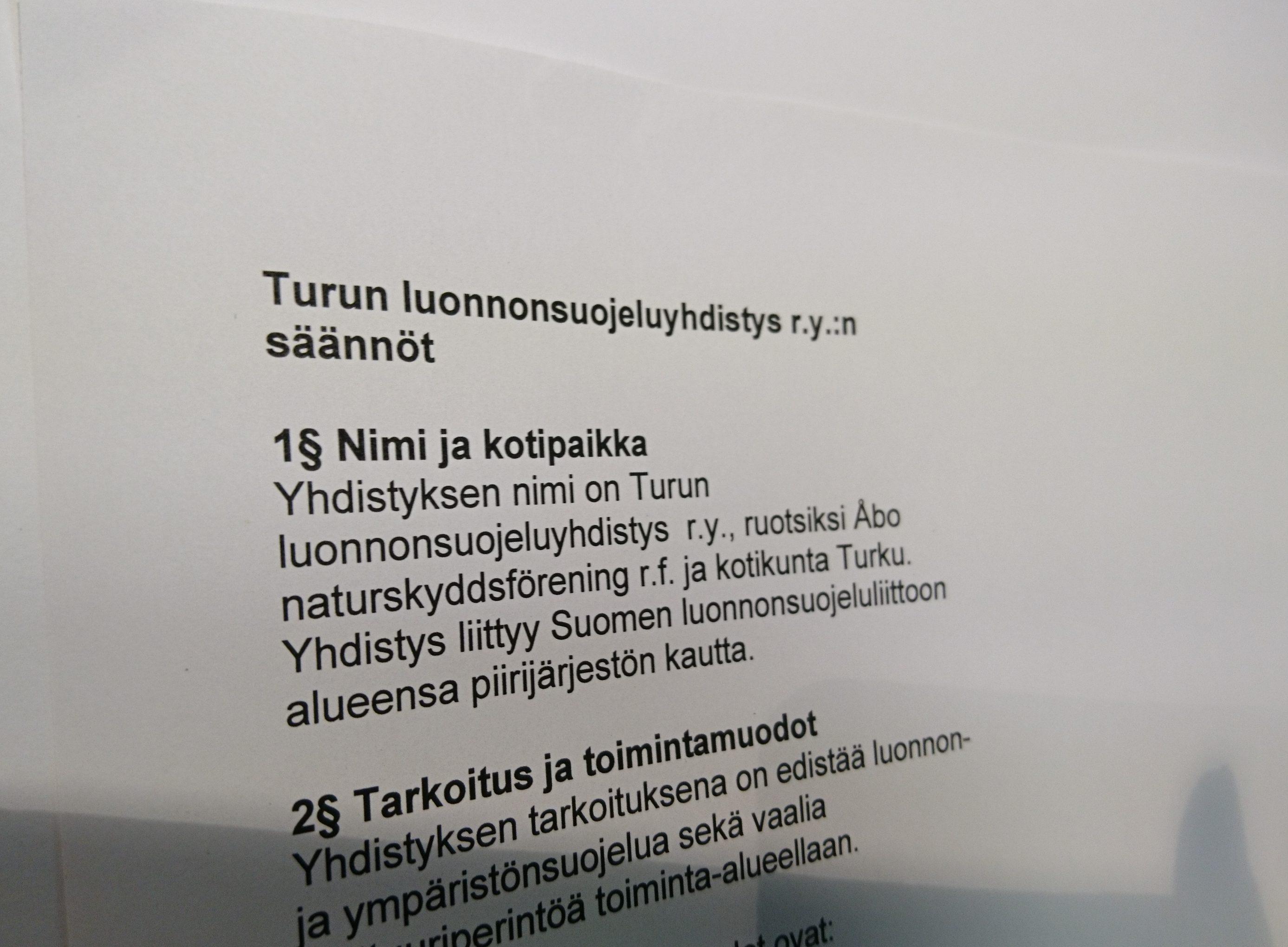 Keski-Suomen Kiinteistöyhdistys ry:n säännöt