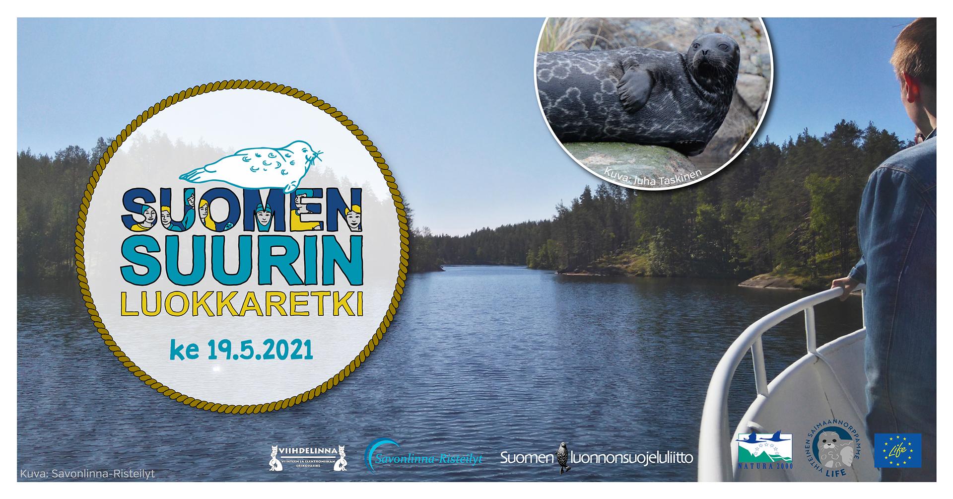 Suomen suurin luokkaretki